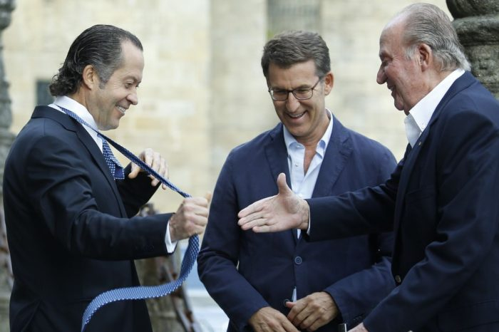 La amistad de los multimillonarios venezolanos con la Monarquía española