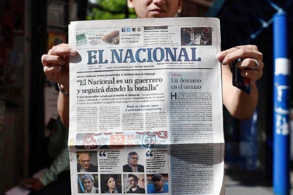 El Nacional vs Diosdado Cabello - Primer Informe