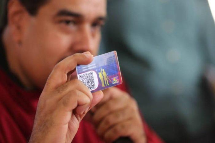 Así es el último sistema de Maduro para controlar a la población venezolana