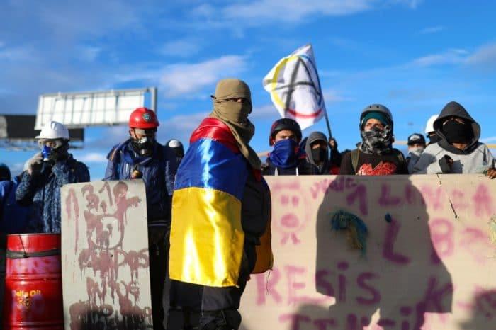 Iván Duque inicia negociación con manifestantes en Colombia