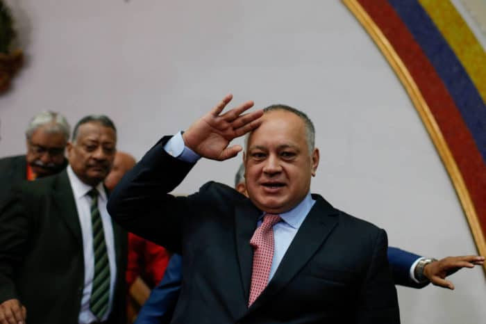 La contundente respuesta colombiana a Diosdado Cabello