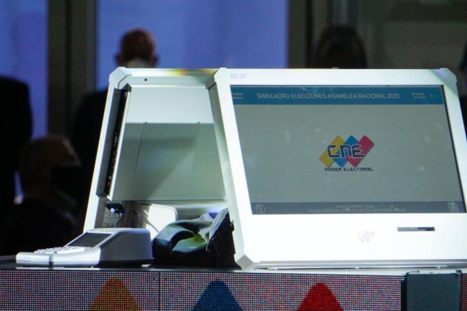 Auditoría al CNE en Venezuela demuestra fallas en captahuellas