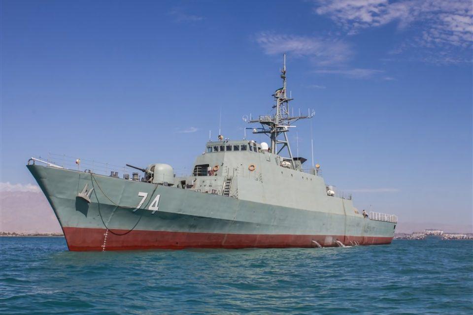 Buques militares de Irán continúan rumbo al mar Caribe