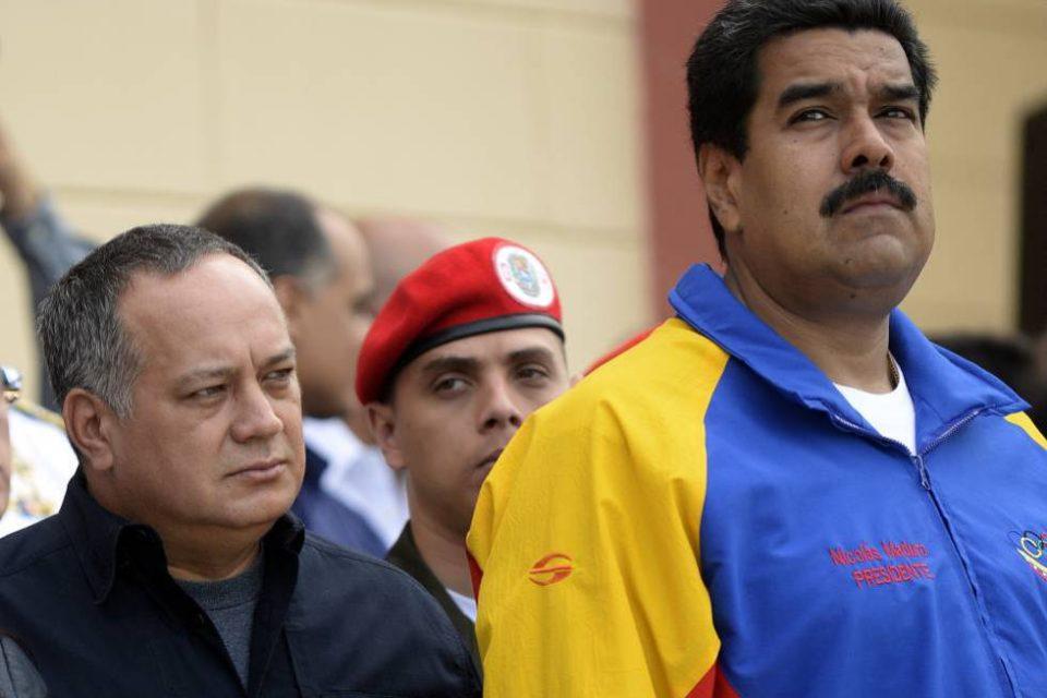 Diosdado Cabello ataca al CNE chavista