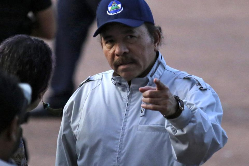 Daniel Ortega sigue encarcelando candidatos presidenciales en Nicaragua
