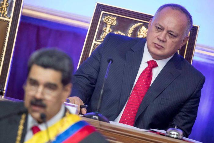 ANÁLISIS: ¿Qué hará Nicolás Maduro cuando se tropiece con Diosdado Cabello?