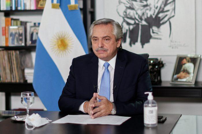 Así es la ofensiva radical en la geopolítica de Alberto Fernández en Argentina
