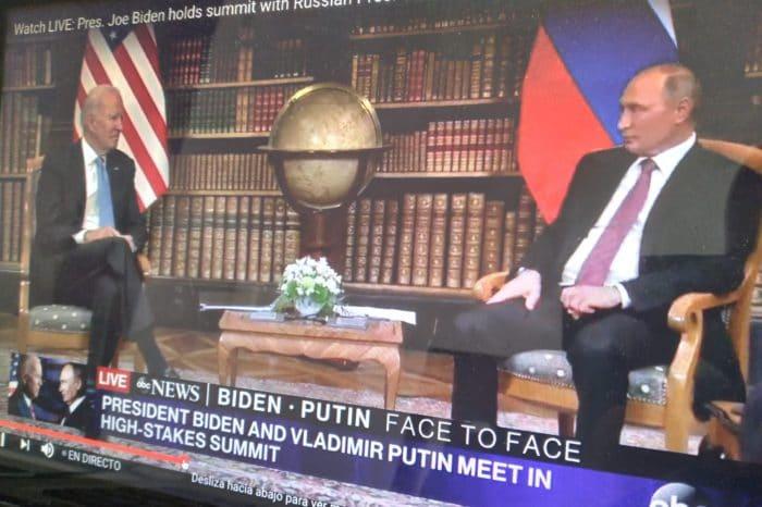 Biden dice que cualquier respuesta a los hackeos rusos será cibernética y no militar