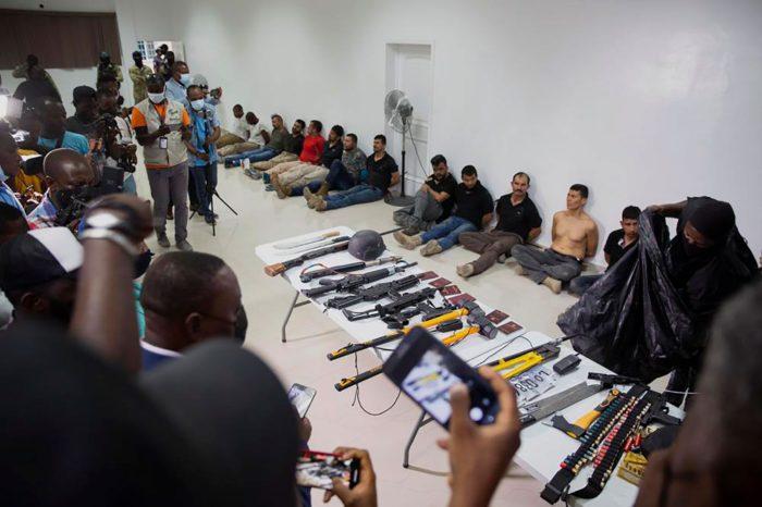 Colombia es la clave para aclarar el asesinato del presidente de Haití