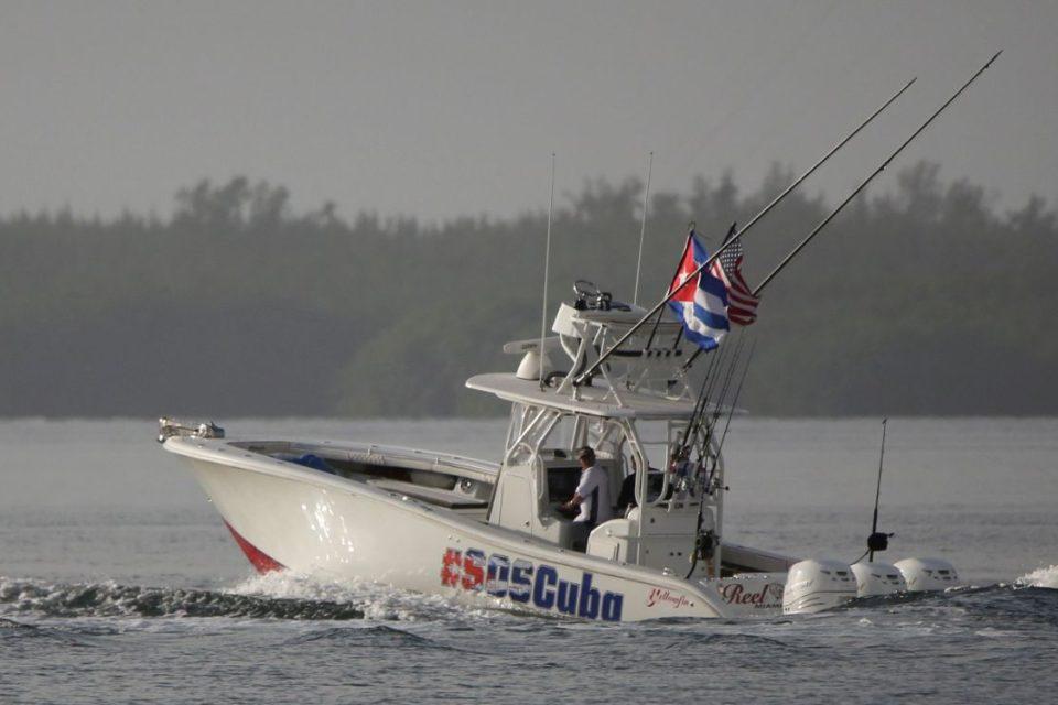 flotilla de exiliados cubanos