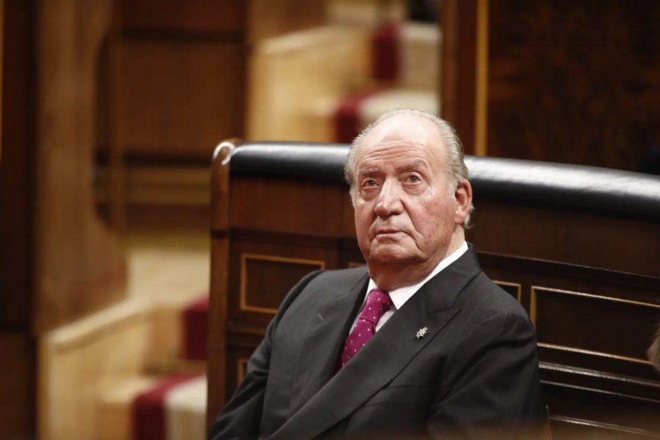"""Una millonaria demanda de su """"ex amiga"""" amenaza al rey emérito Juan Carlos II en Reino Unido"""