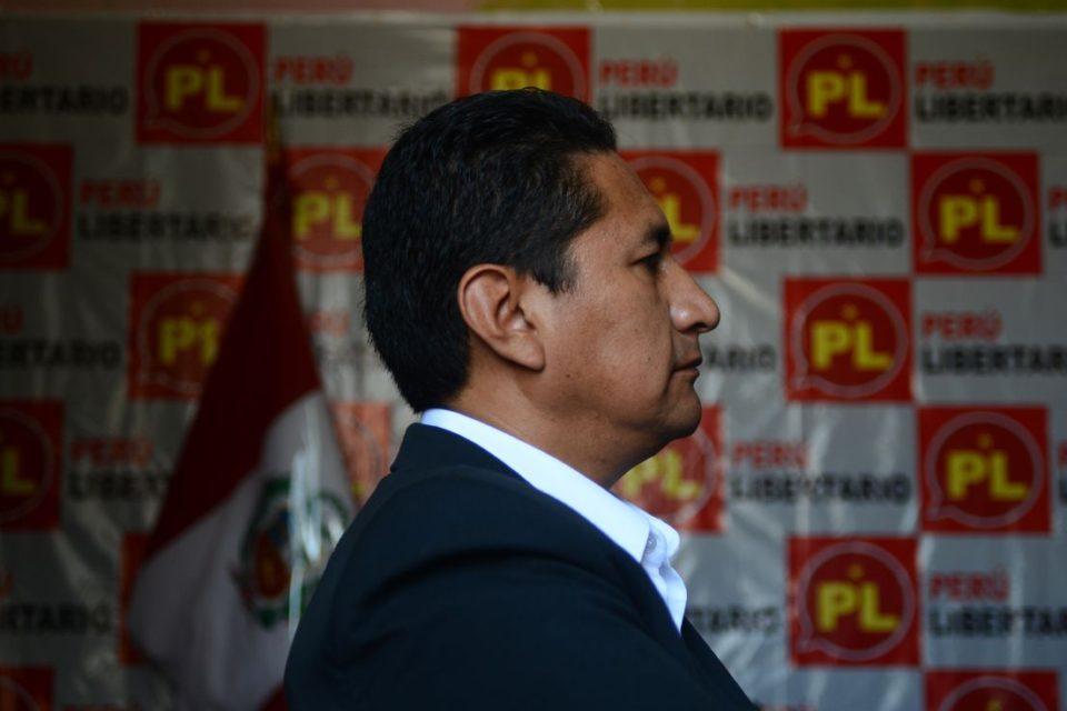 El fundador del nuevo partido gobernante en Perú es un xenófobo