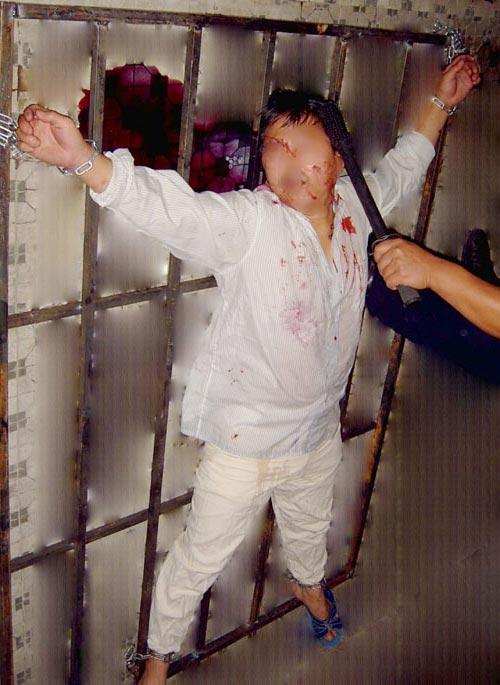 métodos de tortura china - primer informe 3