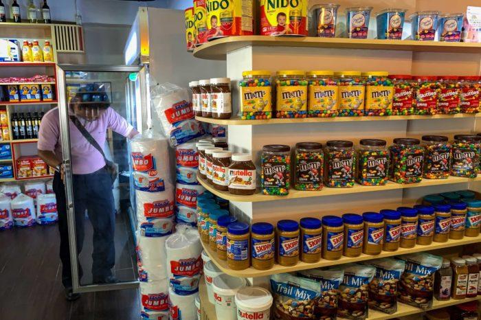 INFORME: El plan del chavismo con los productos importados en Venezuela