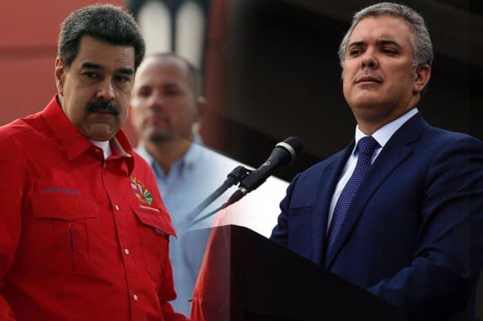 Iván Duque pide a EEUU una acción especial contra el régimen de Nicolás Maduro