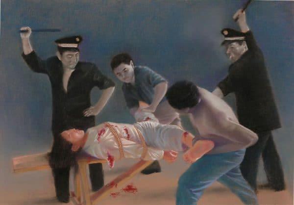 métodos de tortura china - primer informe 4