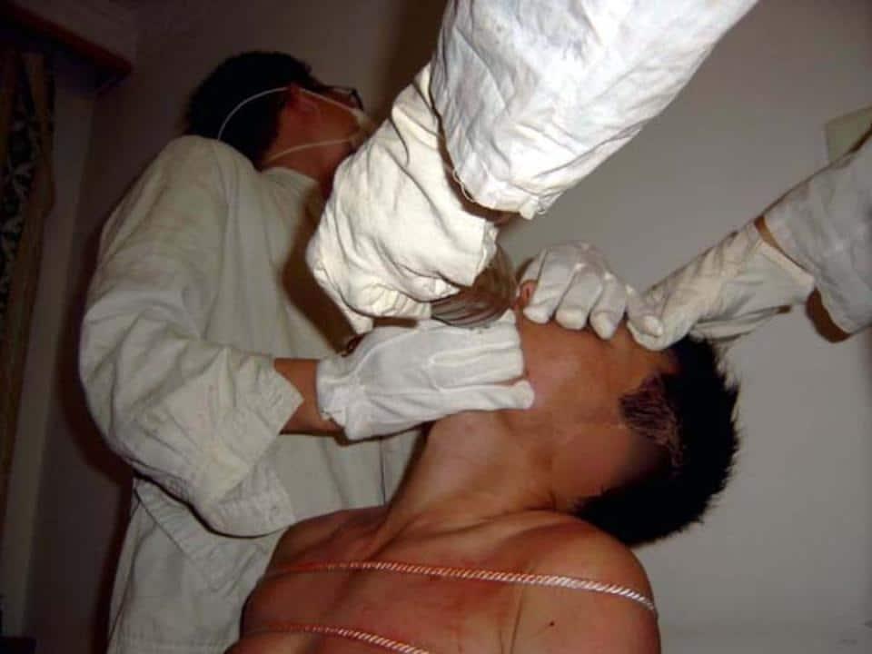 métodos de tortura china -5- primer informe
