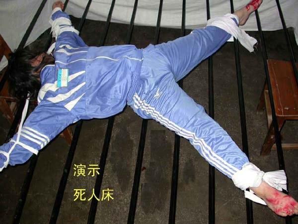 métodos de tortura china -8- primer informe