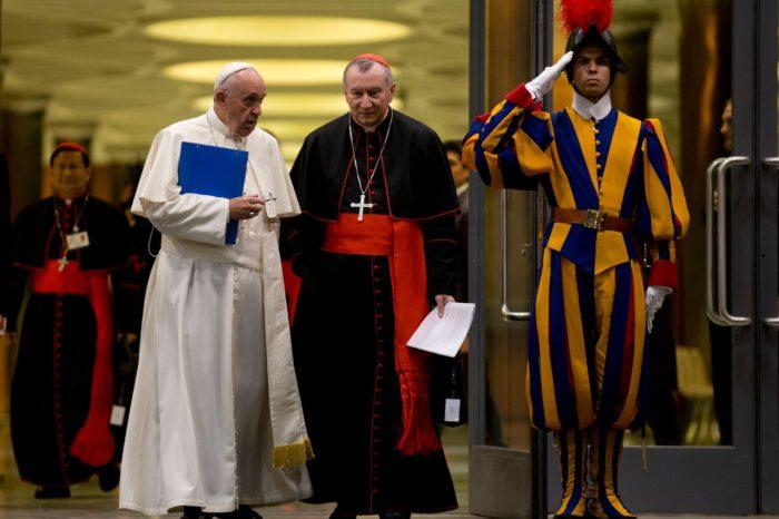 Maduro busca romper hasta con el Papa Francisco