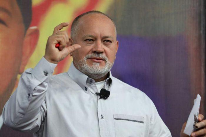 Diosdado Cabello se adelanta para esconder el fraude electoral chavista del 21N