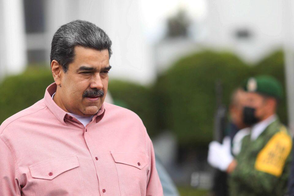 Recompensa por la cabeza de Maduro condicionó su viaje a México