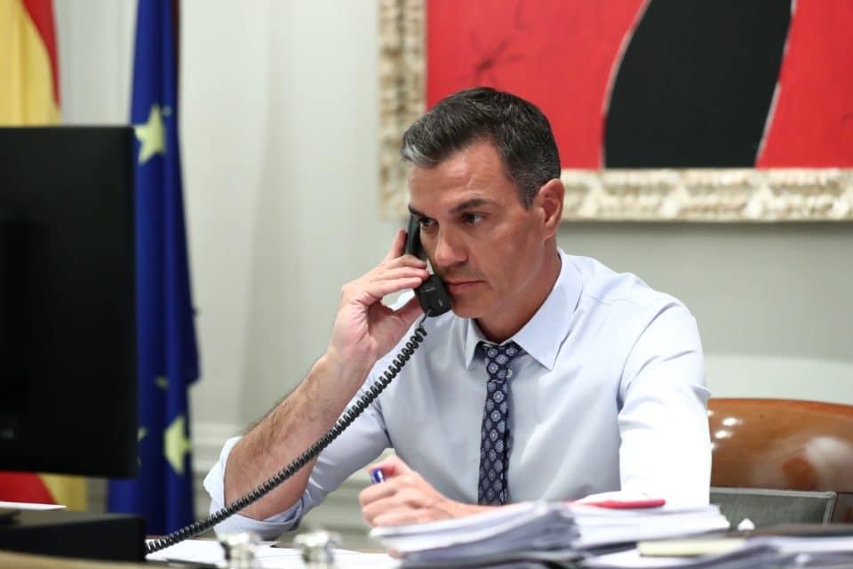 Pedro Sánchez, espías y jueces protegieron al Pollo Carvajal en España