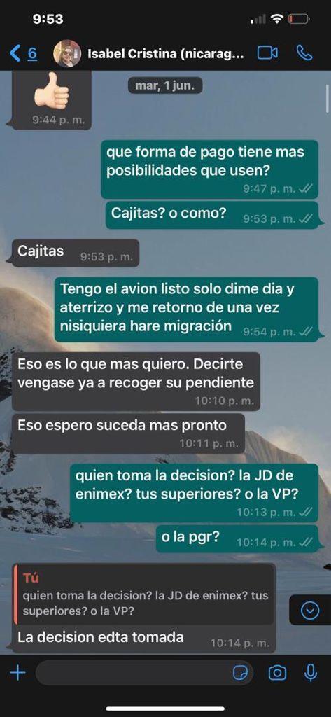 A Nicaragua envían petróleo venezolano