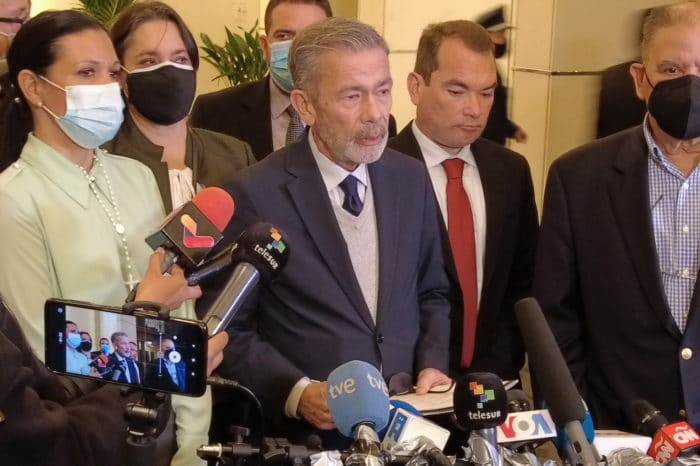 Así respondió la delegación opositora a la incorporación de Álex Saab a diálogos de México