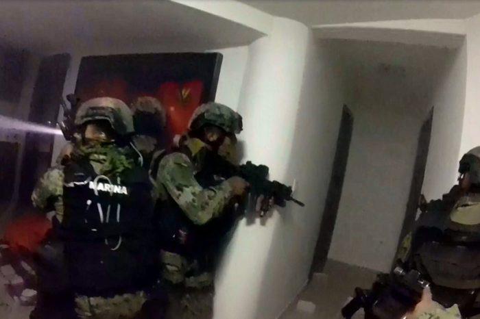 México regala en la lotería la casa de donde huyó 'El Chapo' Guzmán