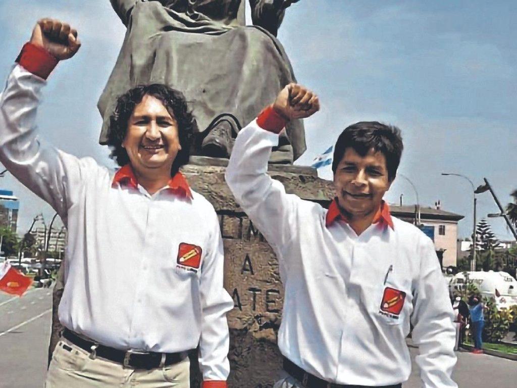 Por lavado de dinero investigan a la madre del líder del chavismo peruano -Castillo y Cerrón - Primer Informe